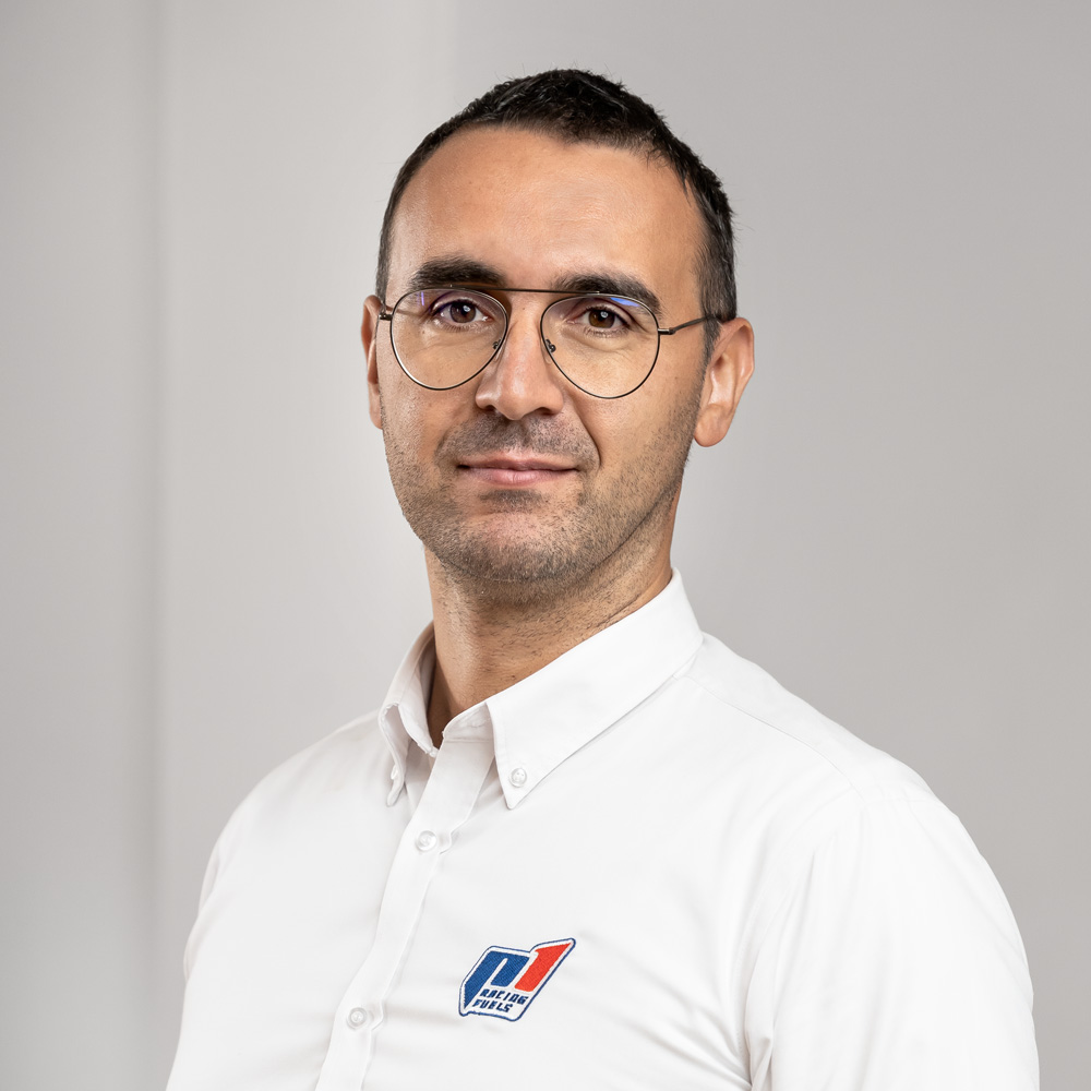 Interview with Alessandro Ferrari – CTO of P1 Fuels